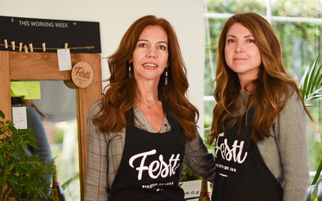 Dos emprendedoras te acercan lo más sofisticado del picoteo